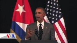 """Obama: """"Belçika Halkının Yanındayız"""""""