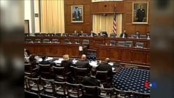 2015-05-20 美國之音視頻新聞:美國國會眾議院舉行警務策略聽證會