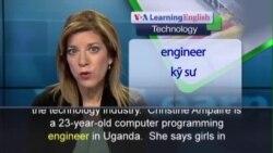 Anh ngữ đặc biệt: Africa Cool Women (VOA-Tech)