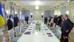 AQSh bosh diplomatining Turkiya va Ukrainaga safari