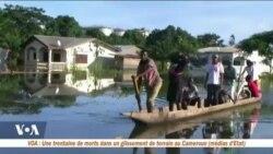 La Centrafrique victime des inondations