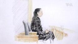 孟晚舟請求法庭接受華為員工證詞 加拿大法官駁回請求