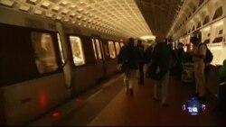 华盛顿地铁关闭