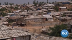 Rohingya Refugees in Bangladesh Prepare as Cyclone Season Begins