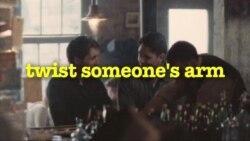 Học tiếng Anh qua phim ảnh: Twist someone's arm - Cinderella Man (VOA)