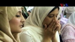 ثنا - ایک پاکستانی - امریکہ کی ایک مسجد: خدا تو ہر جگہ ہے