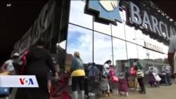 New York: Usljed nezaposlenosti velika posjećenost banke hrane