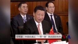 """印专家:中国意欲通过""""一带一路""""挑战国际秩序"""