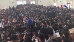 Thanh Hóa dừng thu hồi đất sau các cuộc biểu tình