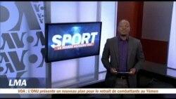 Aubameyang contre le Burundi