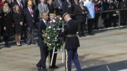 EE.UU. conmemora a sus Veteranos