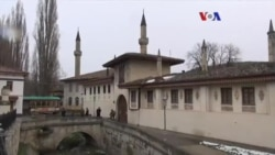 Kırım'da Tatarlar Gergin
