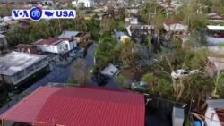 VOA60 America - Study: Hurricane Maria Fatalities in Puerto Rico Much Higher Than Reported