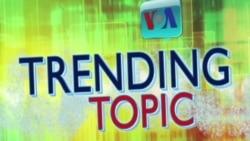 Trending Topic: Leonardo diCaprio