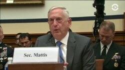 Мэттис: США не стоит делать поспешных шагов в Сирии