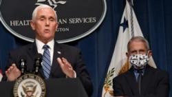 彭斯副總統將美國冠狀病毒病例增多歸咎於年輕人