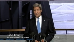 Kerry to Middle East for Talks on Syria, Israeli Unrest