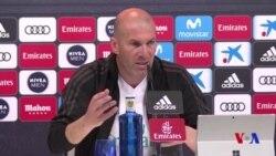 Zidane face aux critiques après sa victoire contre la Juventus (vidéo)