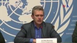 Phát hiện ca nhiễm Ebola sau khi WHO tuyên bố Tây Phi sạch bệnh