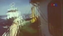 VN tố cáo tàu hải quân TQ đâm vào tàu kiểm ngư VN gần Hoàng Sa