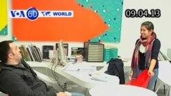 Triều Tiên cảnh báo người nước ngoài tại Hàn Quốc sơ tán vì nguy cơ chiến tranh (VOA60)