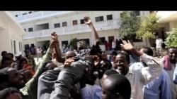索馬里法庭釋放因報道強姦案被監禁的記者