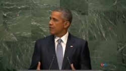 United States President Barack Obama's full speech at UNGA 70