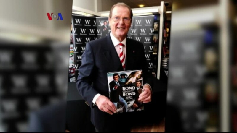 VOA Trending Topic: Roger Moore Tutup Usia