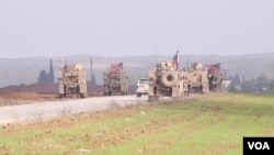 US Troops Block Russian Military Patrols in Northeastern Syria