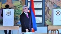 亞美尼亞週一進行總統選舉