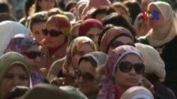 Mısır'da Kadına Karşı Şiddet Artıyor