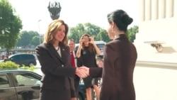 Кејт Брнс и официјално нова амбасадорка на САД во Северна Македонија