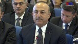 Çavuşoğlu: 'ABD'yle İlişkileri Normale Döndürme İradesine Sahibiz'