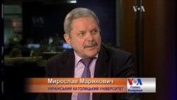 На Заході відводять очі, коли згадуєш про Будапештський меморандум - Мирослав Маринович
