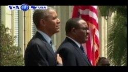 Tổng thống Mỹ Obama công du Ethiopia (VOA60)