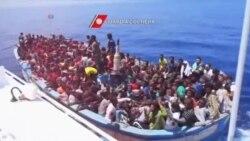 ادامه ورود پناهجویان آفریقا و خاورمیانه به یونان و ایتالیا