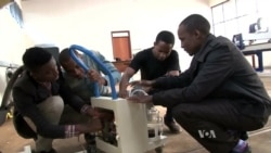 Kenyan Students' Medical Gear Innovations Aimed at Improving Care