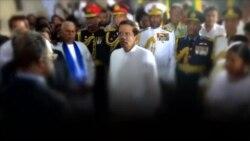 斯里兰卡新政府中印之间找平衡