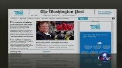 美国五大报头条新闻(2014年5月1日)