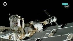 На МКС сработали американские датчики кислорода