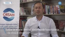 Türkiye ve Mısır İlişkilerinde Sıra Büyükelçi Atanmasında Mı?