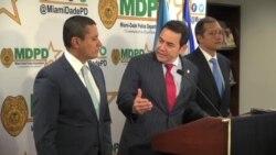 Policías centroamericanos entrenan en EEUU