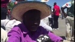 Ayiti: Yon Machann Chapo nan Chemenn Kwa Ap Di Poukisa Pa Gen Lavant Ane sa a