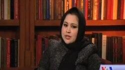 نجلا حبیبی: نقش زنان در ادارات کاری هنوز هم نمادین است