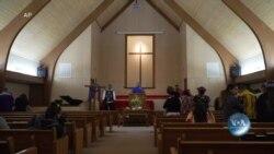 Пандемія сприяла релігійному відродженню у місті Ноел у штаті Міссурі. Відео
