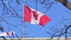 Canada nói Trung Quốc bắt giữ công dân thứ ba