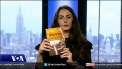 """""""Ditari i luftës"""", një libër nga Qëndresë Halili."""