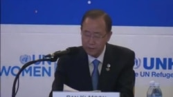 UN Chief Nokor Visit