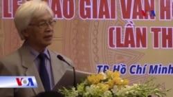 GS. Chu Hảo bị đề nghị kỷ luật