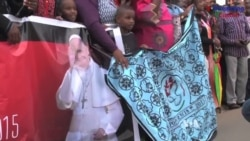Kenyans Express Hopes over Pope's Visit